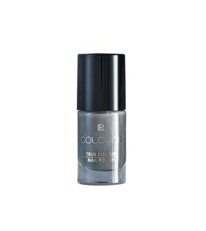 LR COLOURS Lak na nehty True Colour Dark Silvergre - 5,5 ml