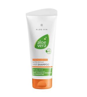 LR Aloe Vera Nutri-Repair Šampon na Vlasy 200 ml