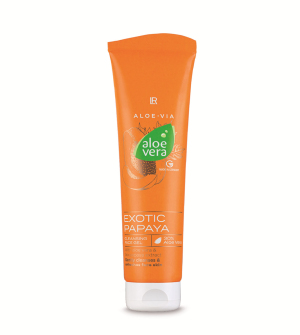 LR Aloe Vera Exotic Papaya čistící gel - 150 ml