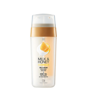 LR Milk & Honey pleťová maska 2 x 17 ml