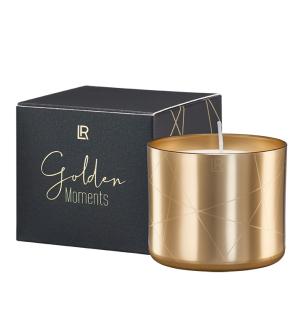 LR Vonná svíčka Golden Moments – Tempting Apple