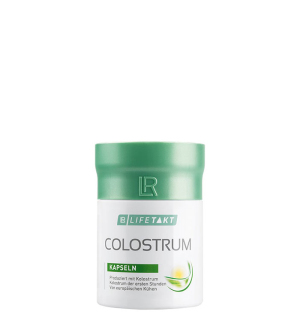 LR Lifetakt Colostrum Kapsle 60 kapslí