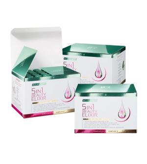 LR LIFETAKT 5in1 Beauty Elixir 30 x 25 ml série - 3 ks